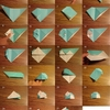 折り紙のベッドの折り方