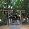 012景 何か出てきそうな住吉神社。