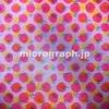 印刷された商品パッケージ(ポリプロピレン)の顕微鏡写真