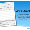 Apple Mail to PST Conversion? No Problem: Mail Extractor Pro