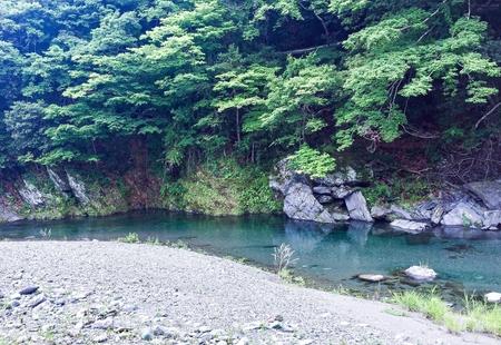 碧い清流、パン職人のわたし——徳島県神山町