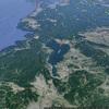 【グーグルアース】日本の湖ランキング(面積)