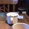 久しぶりのカフェ。