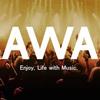 音楽配信サービス「AWA」をつかってみた話。