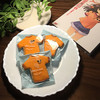 西北菓子工房シェ・イノウエさんの笹の葉Tシャツアイシングクッキーが今年も発売されます! #haruhi