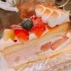 新宿のカフェアマティのオリジナルケーキが中々の美味であった(≧∀≦)