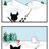 【犬漫画】3月、4月は仕事的に地獄だぞ~!