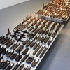 ギャラリーtの齊藤寛之個展「夢から覚める玩具」を見る
