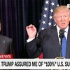 【外交】安倍首相「オバマ氏の時とは対照的だよ」政府筋「トランプ氏は次の訪米時はホワイトハウスに泊まってくれも言ってきた」