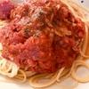 ホールトマトとサバ缶を使った簡単パスタ