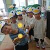 満3 さぁ!幼稚園でめいっぱい遊ぼう😊