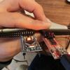 Arduino pro miniの書き込みに挑戦してみる