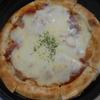 姫路市勝原区のジョイフルで「チーズたっぷりベーコンピザ」をテイクアウトで食べた感想