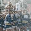 深川の祭りは水掛祭り(深川富岡八幡子供神輿渡御)