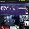 Steam Holiday Sale 2017 開催中