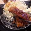 【神戸元町】「松のや」がやって来た!ロースかつ定食頂きました^^