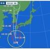 台風10号!9月6日!?