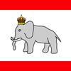 ダホメ王国の例の国旗は実在したのか?