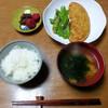 今日の朝ご飯(雑記)