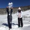 <山行記録> 南ア 入笠山 ~新雪の登山道とビーフシチュー~ 2019.3.8