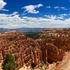 《アメリカ》グランドサークル 奇岩が立ち並ぶ ブライスキャニオン国立公園のトレッキング情報