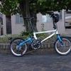 ついに浜名湖一周を自転車で!それもミニベロ。
