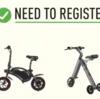 【LTA Resister】シンガポールでのE-Scooterに関して規制が強化されます【UL2272 Certificate】