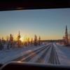 フィンランド旅行③ 長距離列車VRでヘルシンキへ戻る