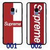 ブランドSupreme Galaxy S9+カバー シュプリーム ギャラクシー S9/C8ケース欧米風 シリコン製 簡約