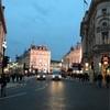 ロンドン観光 街歩きクリスマスライトアップ