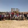 テルアビブからヨルダンへ入国!この間に2回もボラれるというツアー旅行。