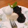 殿堂入りのお皿たち その203【茶亭 羽當さん の チーズケーキ】
