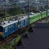 第941列車 「 クモヤ2両+113系C8編成の吹田入場を狙う 」