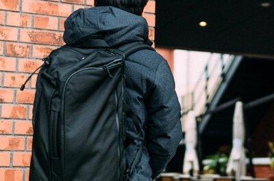 【試行錯誤を重ねて作り上げられたバックパック】大容量で大きく開く。辿り着いたのはTERGの3Way Backpackでした。