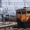 平沼橋駅付近にて