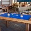 日田市田島本町に工房を構える『中野木工所』。木製ホッケー台は一見の価値あり!