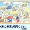 #341 「未来の東京」戦略ビジョンをみる
