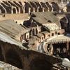 【冬のイタリア旅行記24】オープントップバスでコロッセオへ