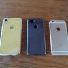 スマホのサイズ感で日々悩む、今のベストスマホはiPhone8かも。