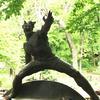 井の頭自然文化園彫刻園に天才いた。