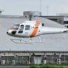 2021年 9月 7日(火) ひっさしぶりに調布飛行場で2機もヘリコプターの写真を撮った話(JA6097とJA21RH)