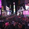 【旅行記】[弾丸世界一周⑫]ニューヨーク観光③ 夜のタイムズスクエアへ