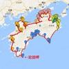 四国歩き遍路 第20日目(9月29日) 〜足摺岬でHEAT STROKE