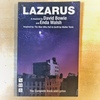 LAZARUS, THE MAN WHO FELL TO EARTH
