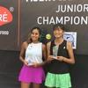 MSLTA-ITF Junior Championship 決勝進出ならず!
