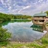 鏡ヶ池(新潟県魚沼)