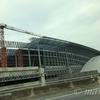 バンコクの新しい中央駅が建設中@バンスー(Bang Sue)