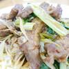 大阪王将の肉撃第二弾!「やわらか牛カルビ炒飯」を食らって来た。しかも肉3倍盛りで。