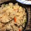 【レシピ】石垣食品ごぼう茶パックで!山菜筍炊き込みご飯。(モニターコラボ)