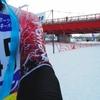 北大雪コース(60km)で優勝
